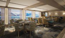 Restaurant auf der World Explorer / © Quark Expeditions