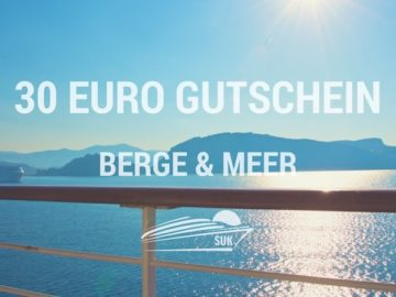30 Euro Berge & Meer Gutschein
