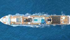 Norwegian Bliss Ausdocken: Webcam, Video und Livestream von der Meyer Werft