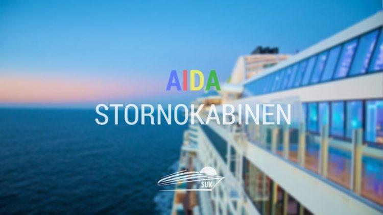 AIDA Stornokabinen - jetzt dein AIDA Schnäppchen buchen / © AIDA Cruises