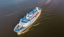Video: Ocean Majesty Luftaufnahmen auf der Elbe (Droneshots)