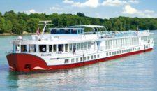 nicko Cruises: Krimi Events und Kurz-Kreuzfahrt auf der MS River Art