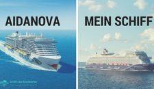 AIDAnova oder Mein Schiff 1: Was wirklich inklusive ist – Der Vergleich