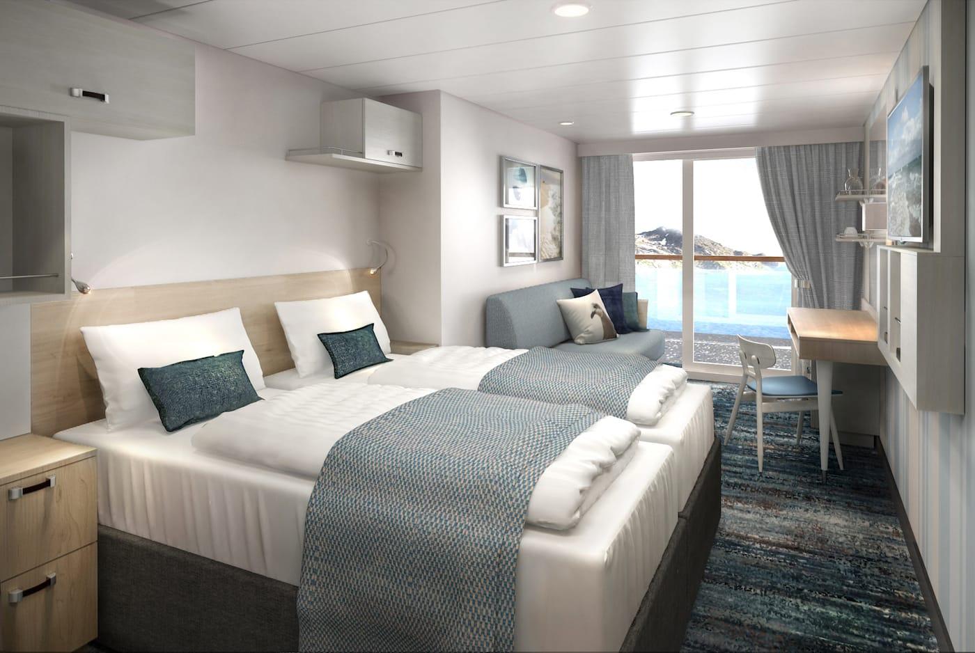 bilder so sieht die neue mein schiff 1 aus. Black Bedroom Furniture Sets. Home Design Ideas