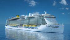 Costa Smeralda: Jungfernfahrt