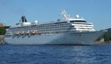 """Lloyd Werft: Luxusschiff """"Crystal Symphony"""" kommt zum Multi-Millionen-Umbau"""