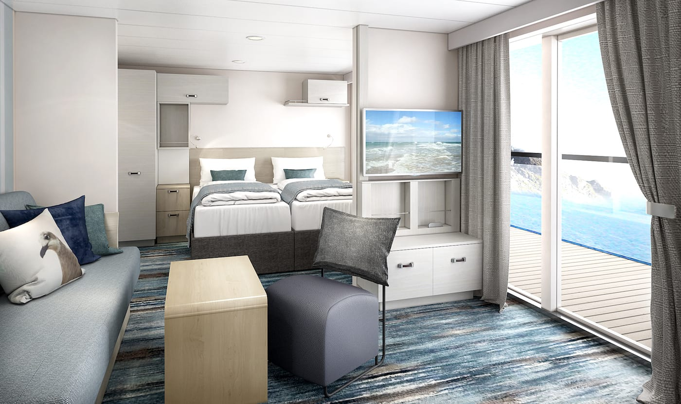 bilder so sieht die neue mein schiff 1 aus. Black Bedroom Furniture Sets. Home Design Ideas