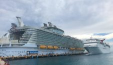 RCI: Harmony of the Seas wird zum Filmstar