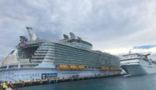 Harmony of the Seas:  Karibik Kreuzfahrt mit Flug & Hotel