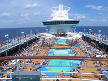 Die Majesty of the Seas ist absolut barrierefrei