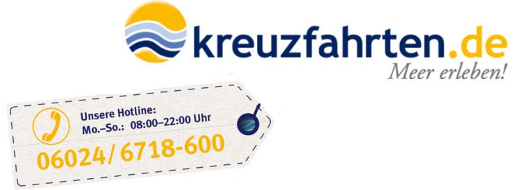 Gesund und fit auf Reisen mit kreuzfahrten.de