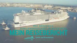 MSC Meraviglia Reisebericht: Familienkreuzfahrt im Mittelmeer | Foto © MSC Kreuzfahrten