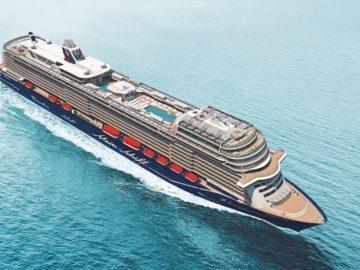 Neue Mein Schiff 2 von TUI Cruises