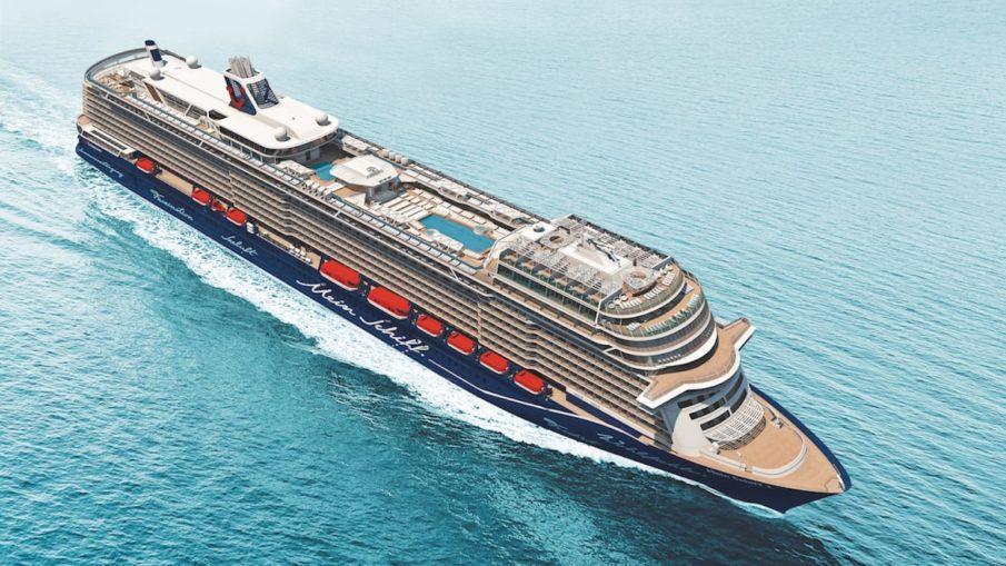 Neue Mein Schiff 1 / © TUI Cruises
