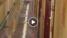 Video: Wasserrohrbruch auf der Sun Princess