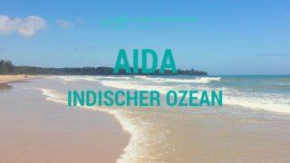 AIDA Indischer Ozean Kreuzfahrten