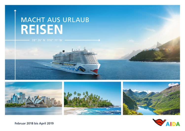 AIDA Katalog 2019