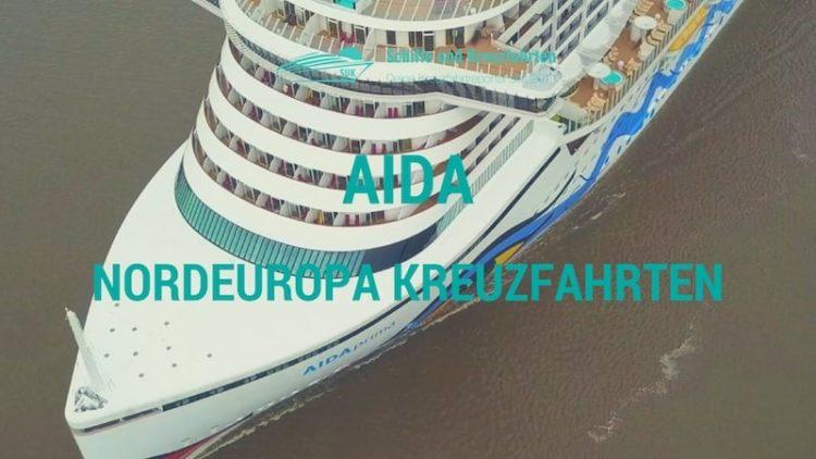 AIDA Nordeuropa Kreuzfahrten