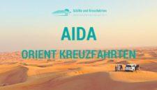 AIDA Orient Kreuzfahrten