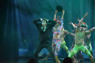 """Premiere der Show """"Secret Garden"""" auf der AIDAperla / © AIDA Cruises"""