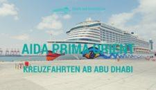 AIDAprima: Orient ab Abu Dhabi – Orient Kreuzfahrten