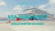 AIDAprima: Orient ab Dubai – Orient Kreuzfahrten