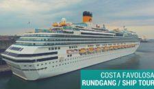 Video: Costa Favolosa – kompletter Rundgang