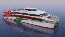 Neue FRS Helgolandfähre ab 2018