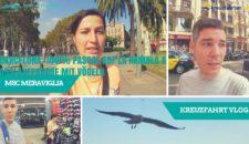 MSC Meraviglia Kreuzfahrt Vlog (6): Barcelona – 100% Pascal auf der La Rambla + Auslaufen mit Vögeln