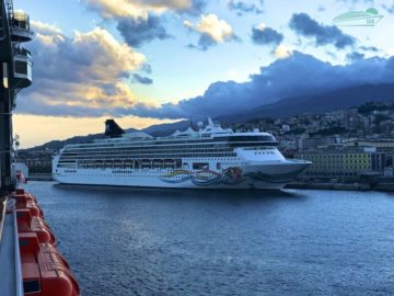 Norwegian Spirit in Messina