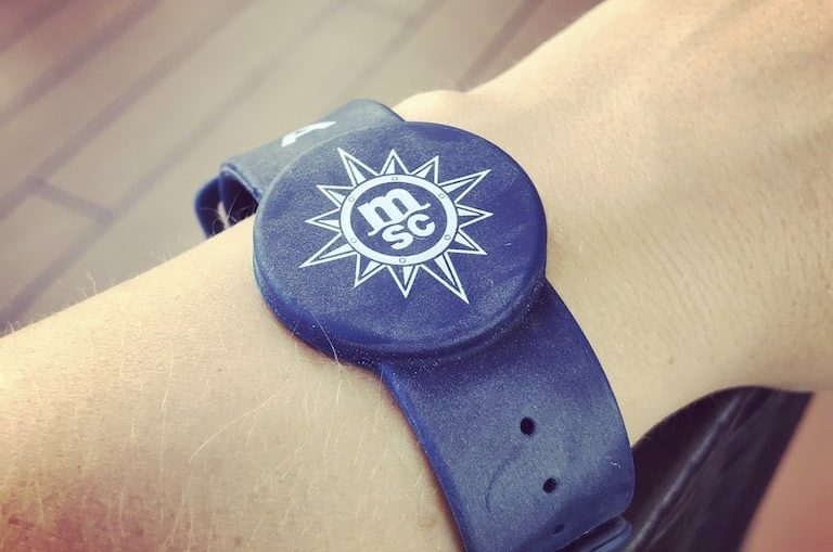 MSC for Me Armband