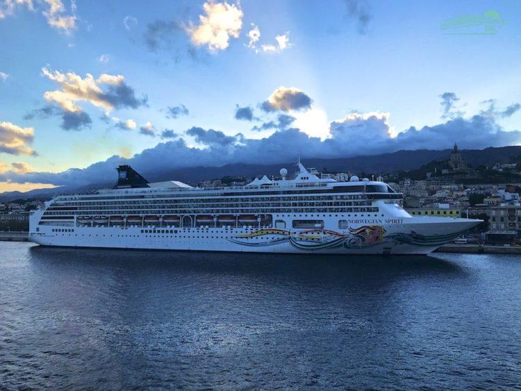 Norwegian Spirit wird im Sommer 2020 im östlichen Mittelmeer eingesetzt