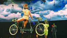 Viaggio Cirque du Soleil MSC Meraviglia