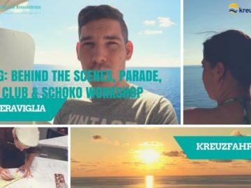 Vlog: MSC Meraviglia Reisebericht im Mittelmeer