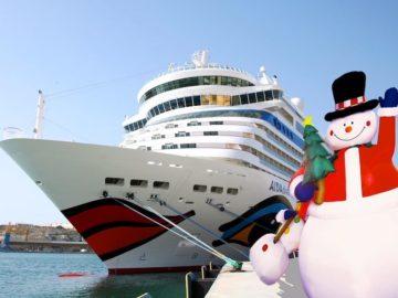 AIDA Weihnachten 2017 © AIDA Cruises