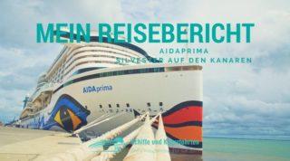 AIDAprima Reisebericht Silvester auf den Kanaren
