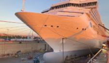 Costa Magica und Costa Pacifica in der Werft: Neuheiten