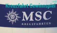 Video: MSC Kreuzfahrten Gewinnspiel