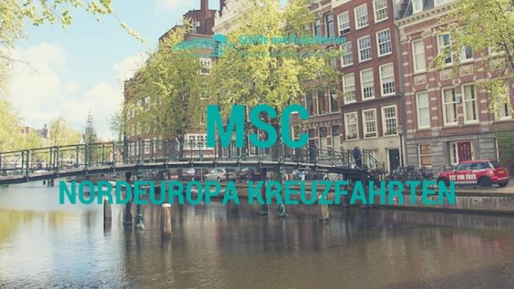 MSC Nordeuropa Kreuzfahrten
