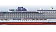 MSC Cruises bestellt zwei neue Seaside EVO Schiffe bei Fincantieri