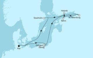 Neue Mein Schiff 1 Ostsee mit St. Petersburg & Danzig 3