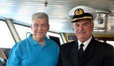 Peter Jurgilewitsch: Traumschiff-Kreuzfahrtdirektor heuert auf MS Ocean Majesty an