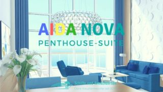 AIDAnova Penthouse-Suite | Foto © AIDA Cruises