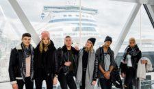 Austria´s Next Topmodell an Bord von Tallink Silja