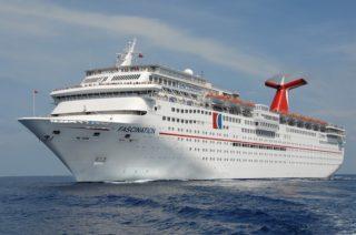 in 2018 wird die Carnival Fascination umgebaut und renoviert / © Carnival Cruise Line