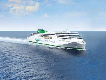 Neue Fähre in Irland / © Irish Ferries