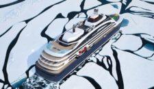 Ponant Neubau: Erster Luxus-Eisbrecher
