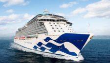 Princess Cruises: Kreuzfahrten 2019 sind buchbar inkl. Neubau
