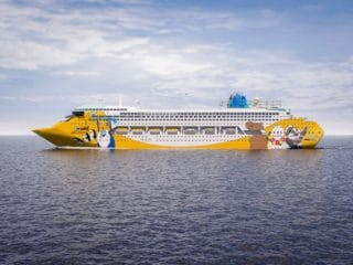 Cartoon Network Wave - Neues Cartoon Kreuzfahrtschiff / © Turner (erste Renderings)