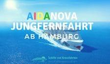 AIDAnova Jungfernfahrt: Von Hamburg nach Teneriffa 2 (02.12.2018)
